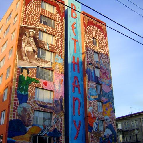 Bethany Center in San Francisco