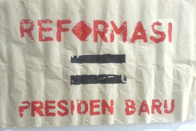 VJPosterReformasi - Reformasi Presiden Baru