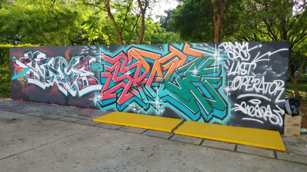 Visualinsite - Somerset Skate Park, 1 Somerset Rd, Singapura (12)