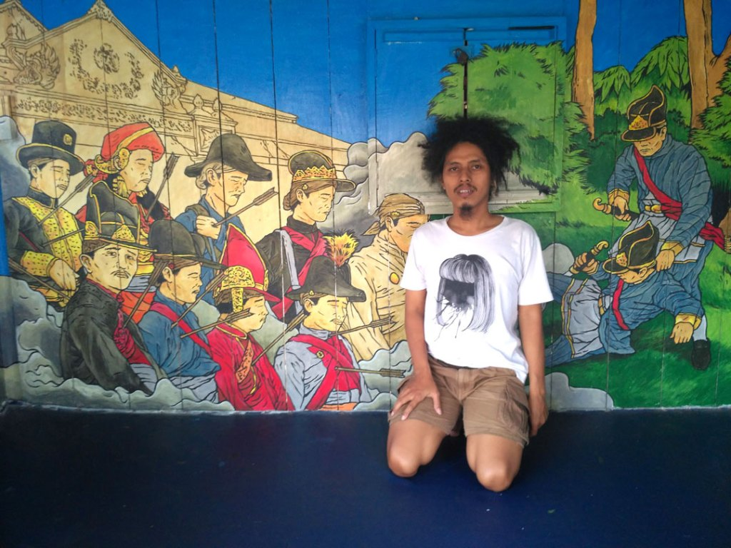 Ulasan_DONGENG PRAJURIT YANG KALAH TANPA RAJANYA - Dokumentasi Foto oleh Kiki Pea - Yogyakarta_Maret 2018 - 1