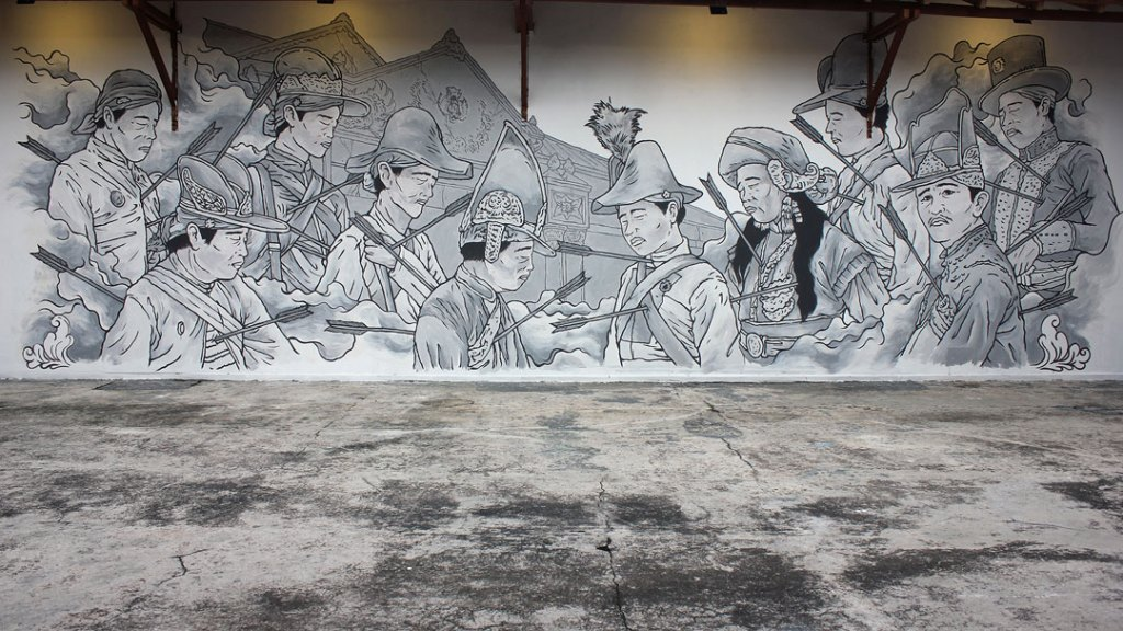 Ulasan_DONGENG PRAJURIT YANG KALAH TANPA RAJANYA - Dokumentasi Foto oleh Kiki Pea - Yogyakarta_Maret 2018 - 5