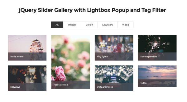 30+ Fresh HTML jQuery Image Sliders and Carousels of 2020