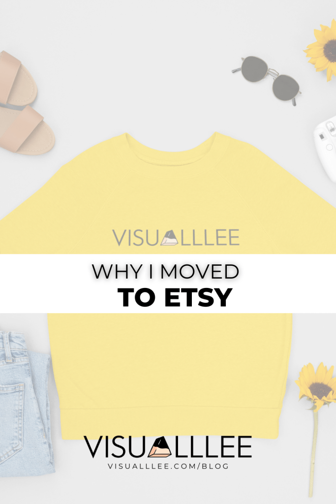 Shop Visualllee has moved to Etsy