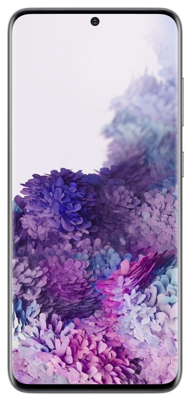 Samsung Galaxy S20 display