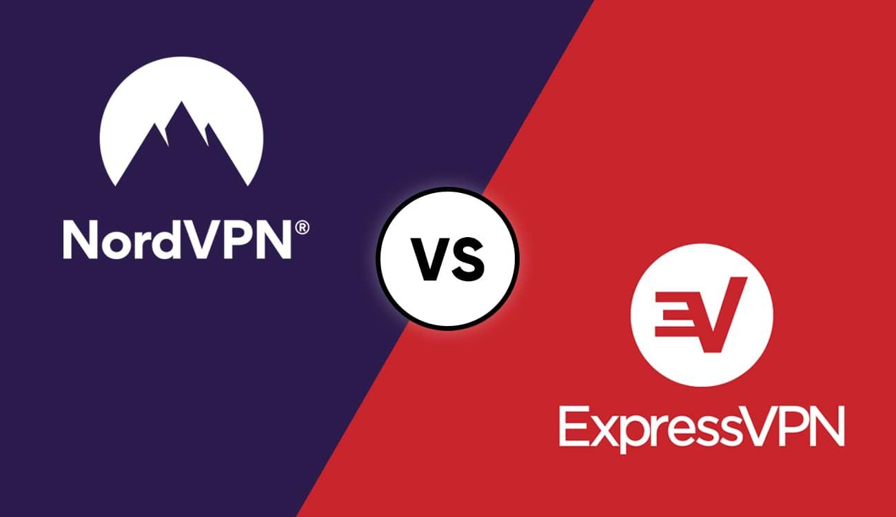 NordVPN vs ExpressVPN comparison
