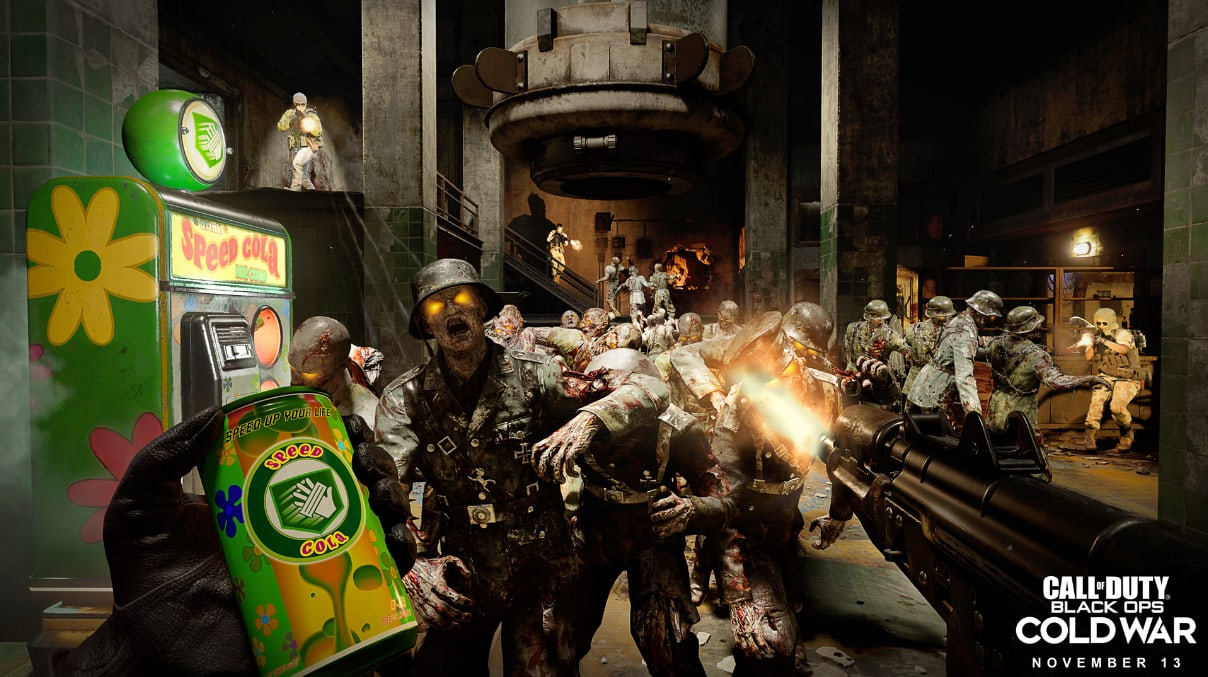 Call of Duty: Black Ops Cold War Zombies