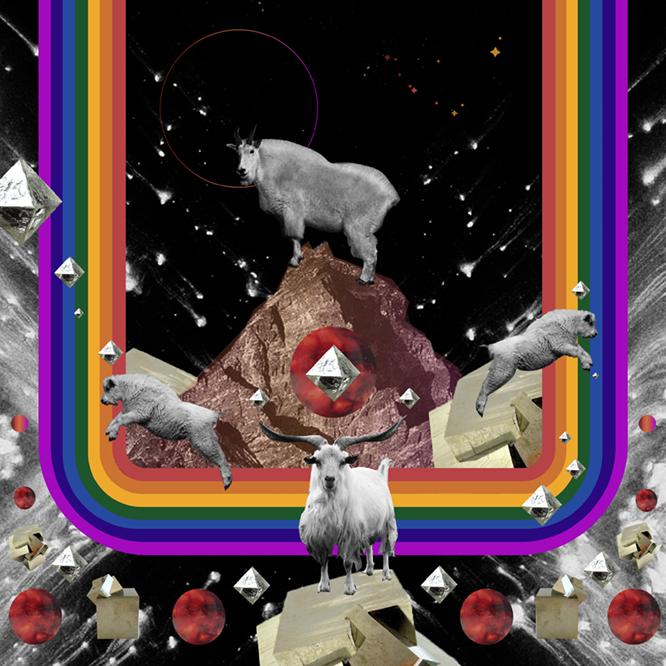 January 2021 New Moon Original Artwork by Sarah Faith Gottesdiener Modern Women Many Moons Visual Magic The Moon Book