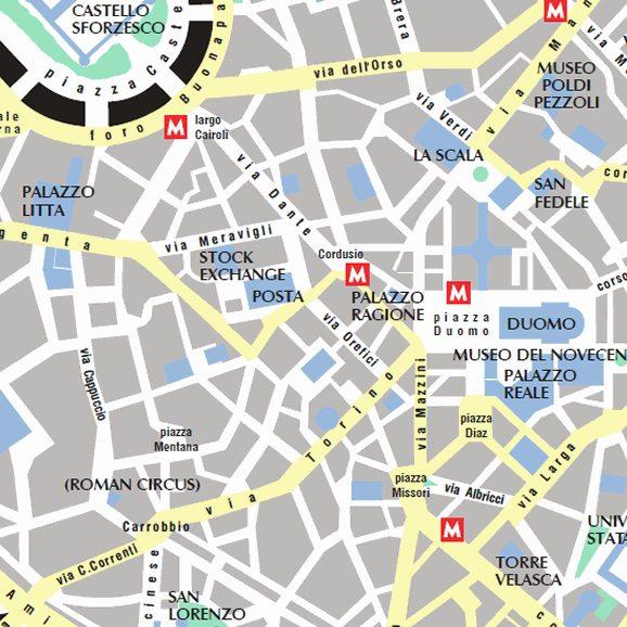 mappa assovisual