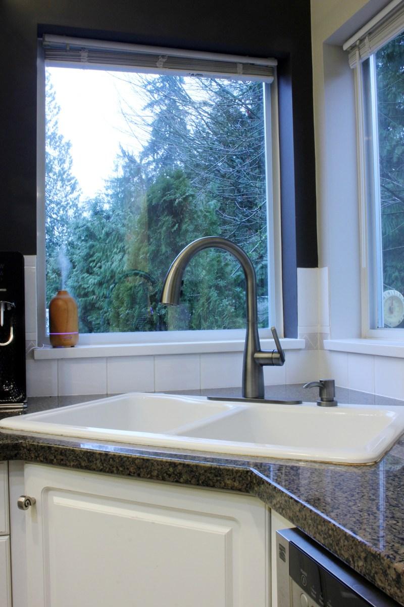 A new kitchen faucet – Visual Meringue