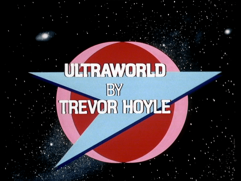 Ultraworld by Trevor Hoyle
