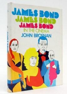 john brosnan james bond in the cinema