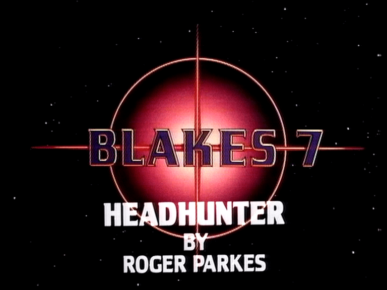 blake's 7 headhunter by roger parkes