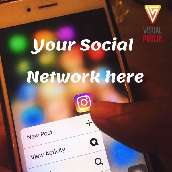 your social network here compressed