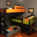 Triple Bunk Beds Things To Consider Before Buying