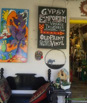 Bohemian Shopping in Tucson, Arizona