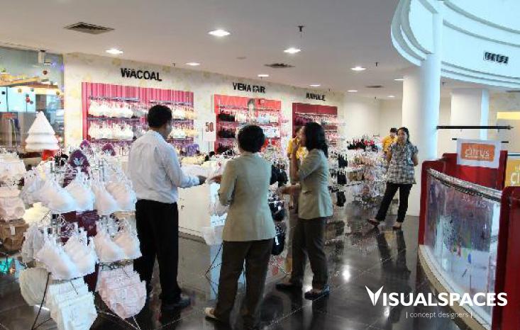 Citrus Department Store in Cilandak Indonesia - Completion Photo 3