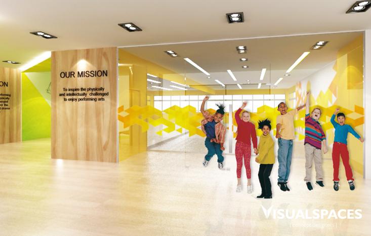 DAPPAS Center - Dance Studio