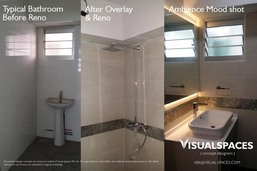 Renovation Of A Hdb 5 Room Flat In Punggol Walk Visual Spaces Pte Ltd