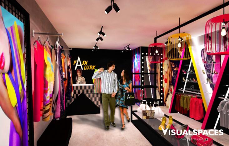 Fashlurk Fashion Retail Shop Boat Quay - Shop Interior View 2