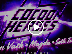 Cacoon Heroes teaser