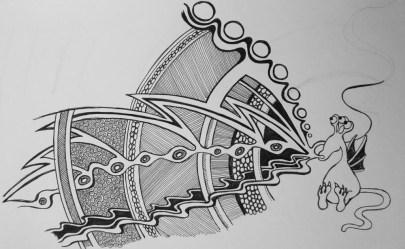 little creature doodles