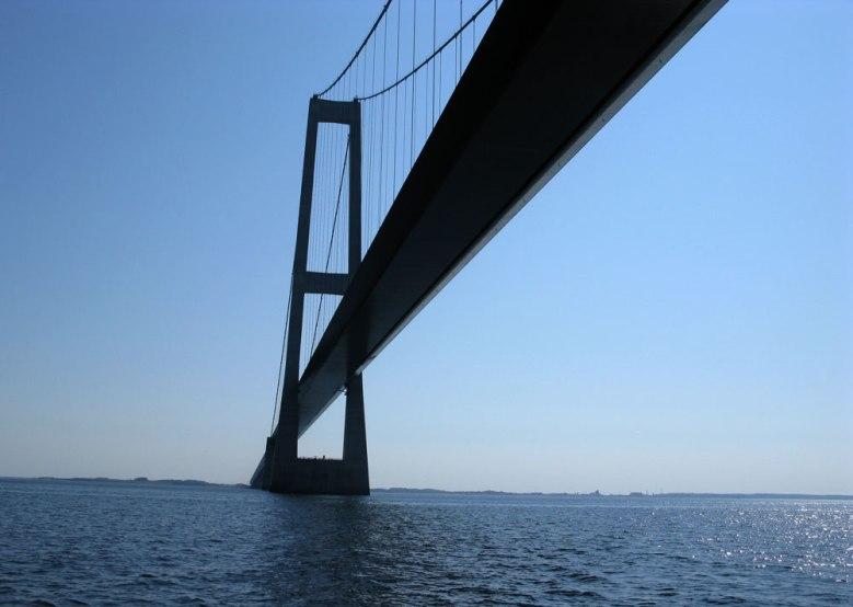 Storebæltsbroen, Denmark