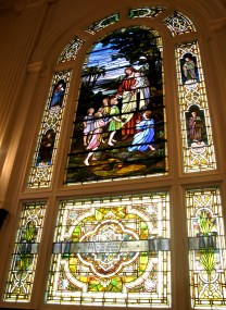 stained glass windows, D.C.