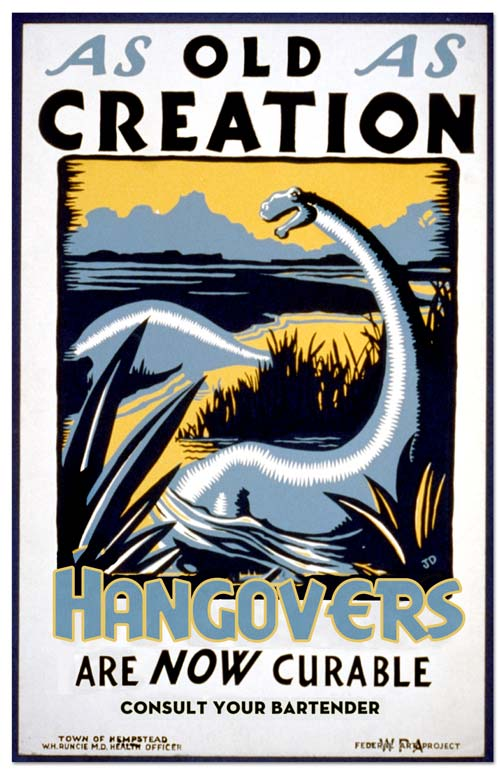 WPA posters –art in the depression