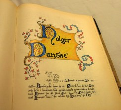 Holger Danske. H.C. Andersen