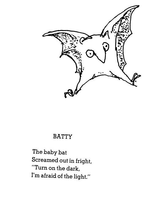 Batty, Shel Silverstein