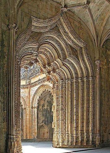 Batalha Monastery, Portugal.