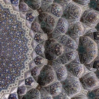 Shah Mosque, Isfahan, Iran, 1628