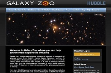 Galaxy Zoo: Classify galaxies to understand universe