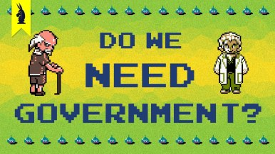 Do we need government?