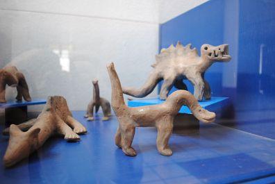 A few figurines