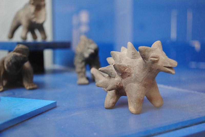 A creationist's toybox: The Acámbaro figures