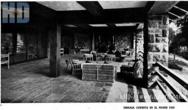 Llao-Llao: Terrace