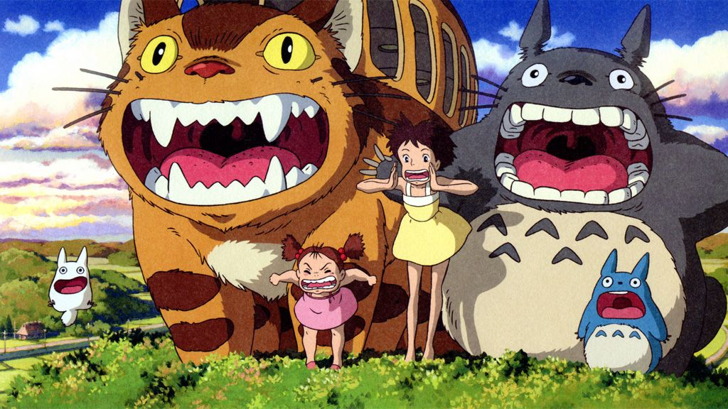 Conspiracy time: My Neighbor Totoro = God of Death?