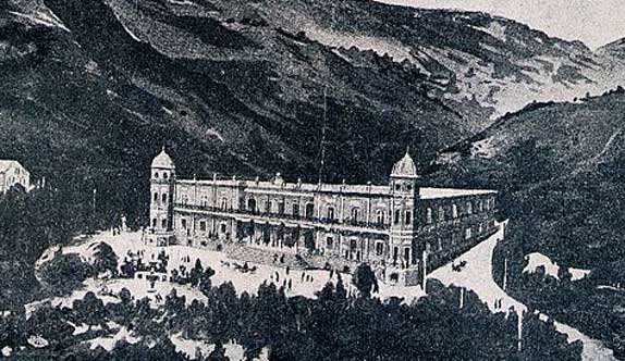 The Elite and Winter: The Eden, a Nazi Hotel in Argentina