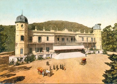 Original Illustration of El Eden