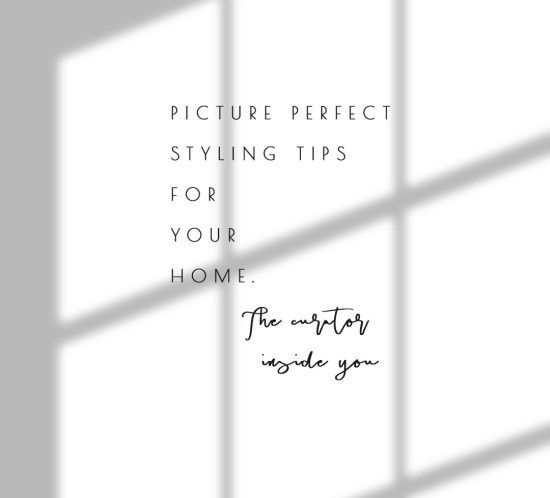 Picture perfect styling tips for your home – adding imagery Visual Stories [,nl]