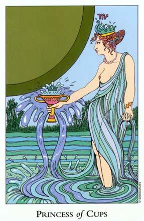 Tarot of the Sephiroth  $2299