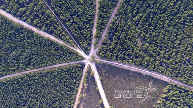 Vigilancia de incendios con drones
