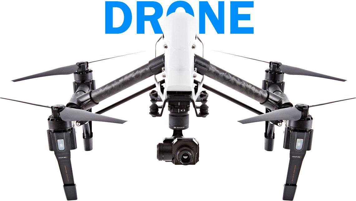 Empresa de drones en Burgos