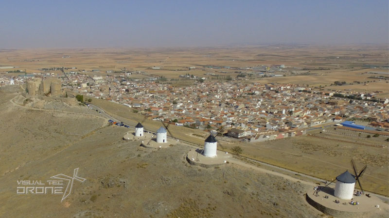 Promociónde turismo rural con drome