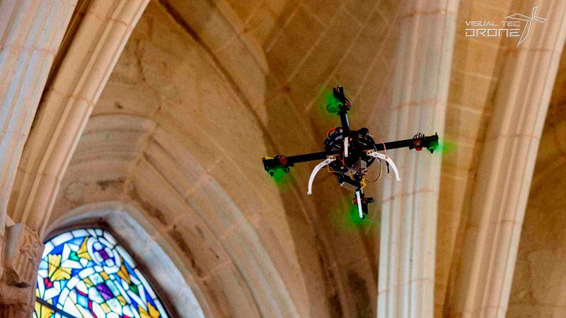 Revisiones de monumentos, fotos con drones.