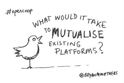 Mutualising platforms
