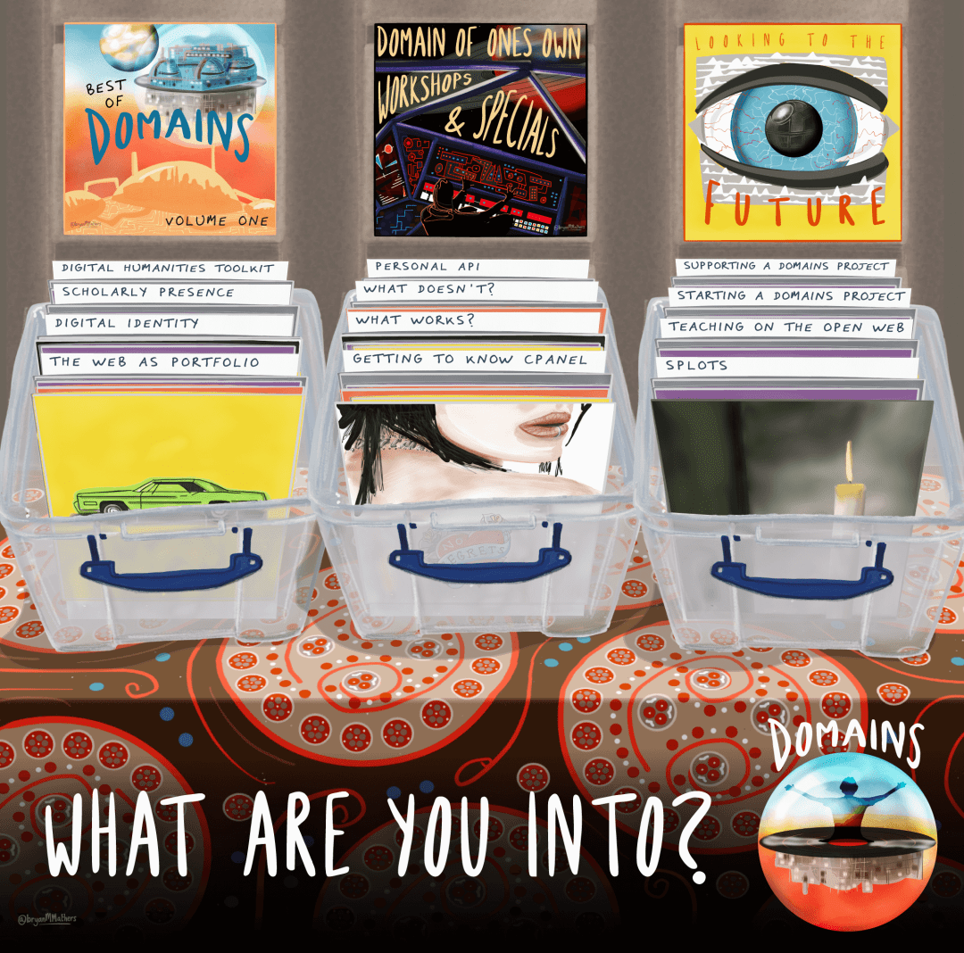 Domains 17: What are you into?