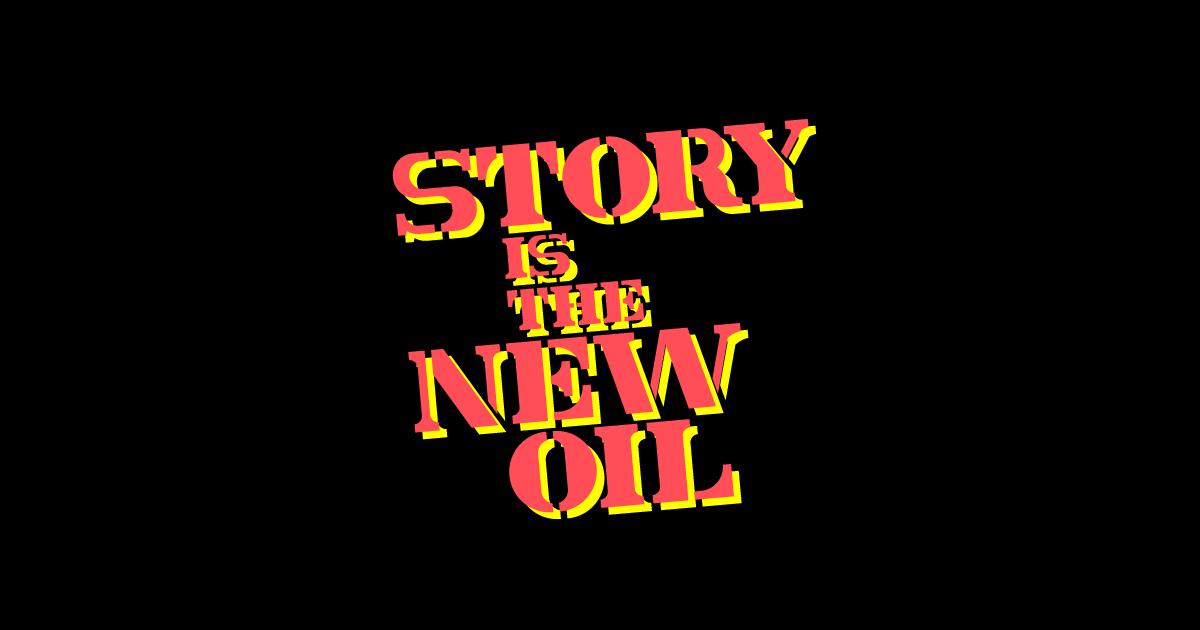 ストーリーは新しい石油だ 櫻田潤