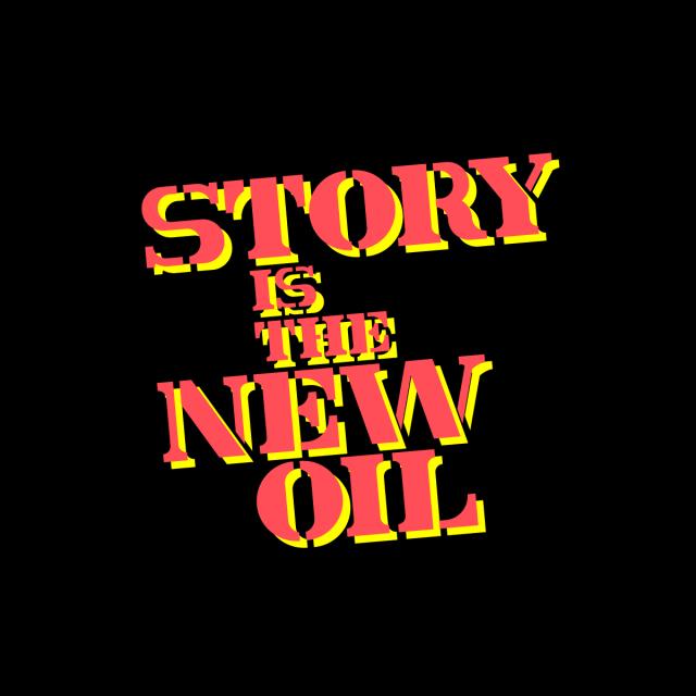 ビジュアルシンキング ブログ ストーリーは、新しい石油だ